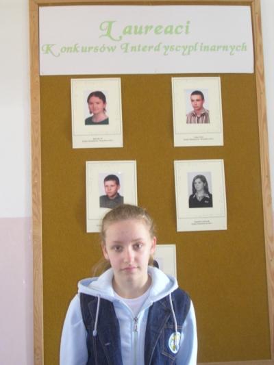 Kasia Nowak – laureatem!