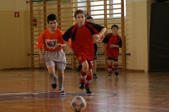 II miejsce naszych chłopców w turnieju piłkarskim