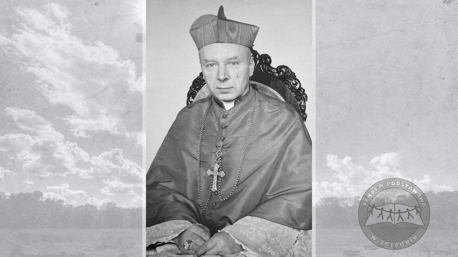 Uroczystość nadania imienia Kardynała Stefana Wyszyńskiego Szkole Podstawowej w Zgłobniu