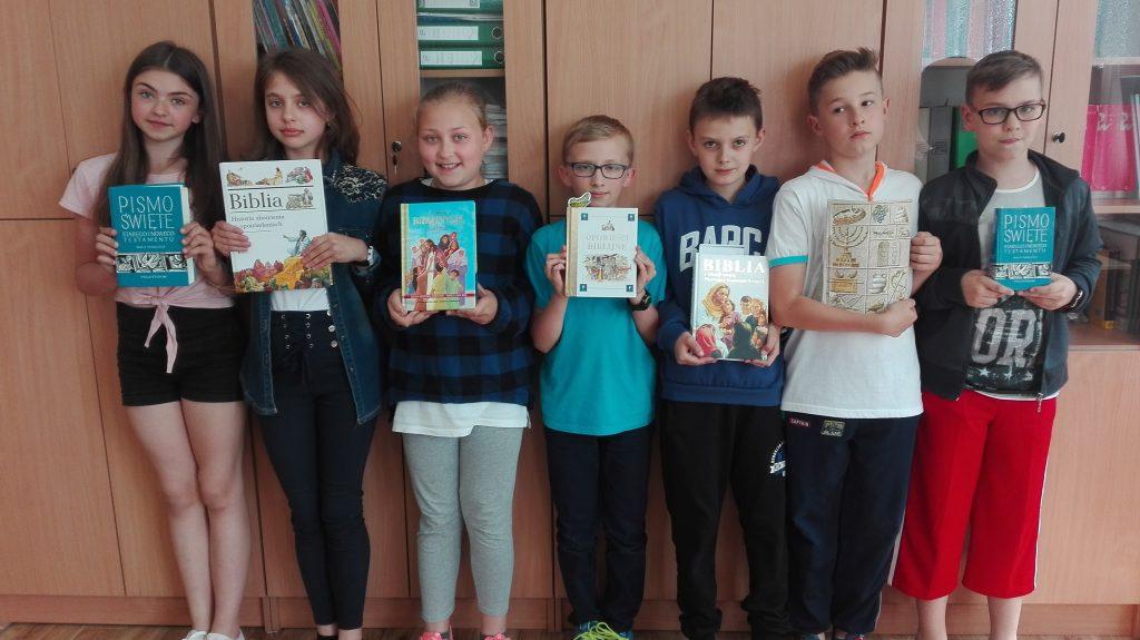 Maraton czytania Biblii w naszej szkole