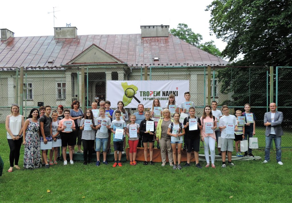 Nowa formuła konkursu gminnego w Zgłobniu- znamy zwycięzców 1 edycji gry terenowej!!