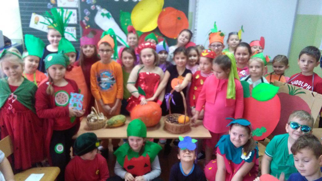 Dzień Owoców i Warzyw w klasach I – III