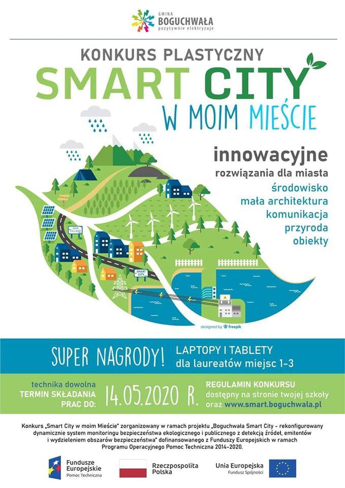 Zuzia Nieroda z wyróżnieniem w konkursie Smart City!