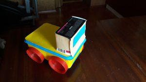 Ekologiczne zabawki klasy II