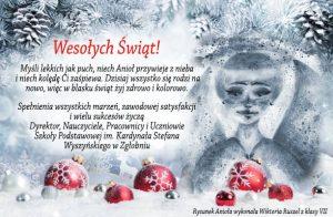 Życzenia Świąteczne:)