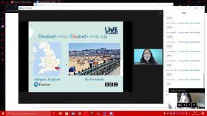 Międzynarodowa Lekcja BBC LIVE!
