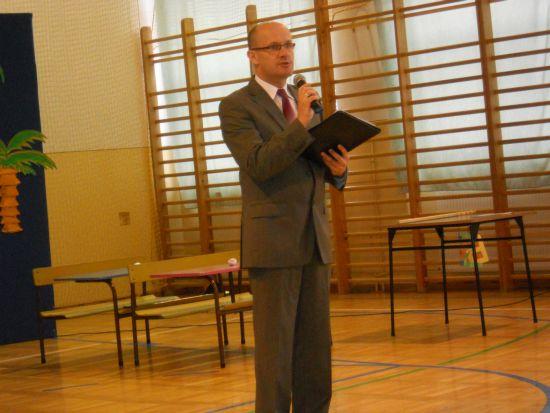 Przemówienie Dyrektora Szkoły