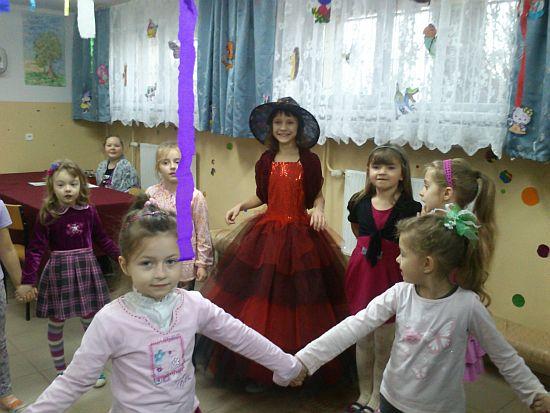Zabawa andrzejkowa 2013