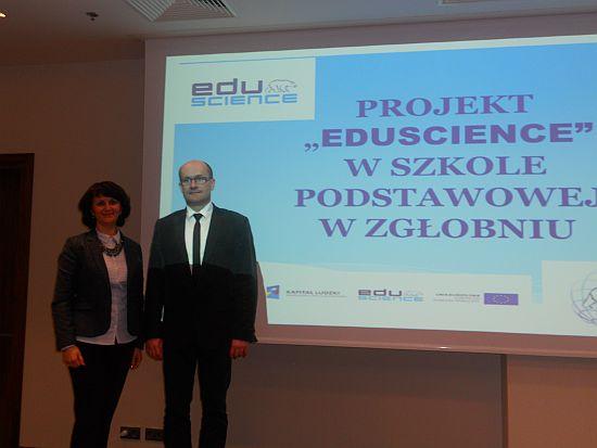 """Wojewódzkie Spotkanie """"Eduscience"""""""